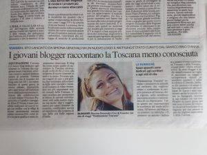 Destinazione Toscana blog