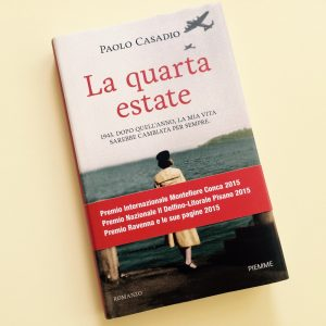 La quarta estate di Paolo Casadio