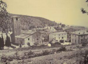 San Baronto Foto d'epoca