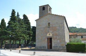 San Baronto La Chiesa