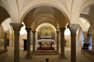 San Baronto La Cripta