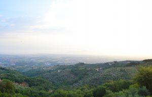 San Baronto Panorama
