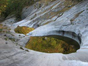 Marmitte dei Giganti Alpi Apuane