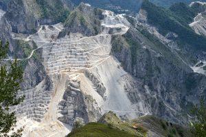Cave di marmo Alpi Apuane