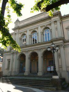 Visitare Massa Teatro Guglielmi