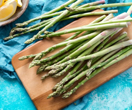 carbonara agli asparagi