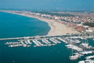 porti turistici della Toscana