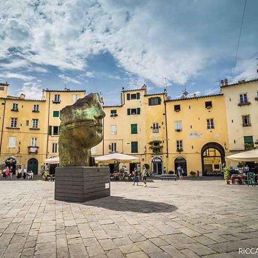 Lucca a piedi