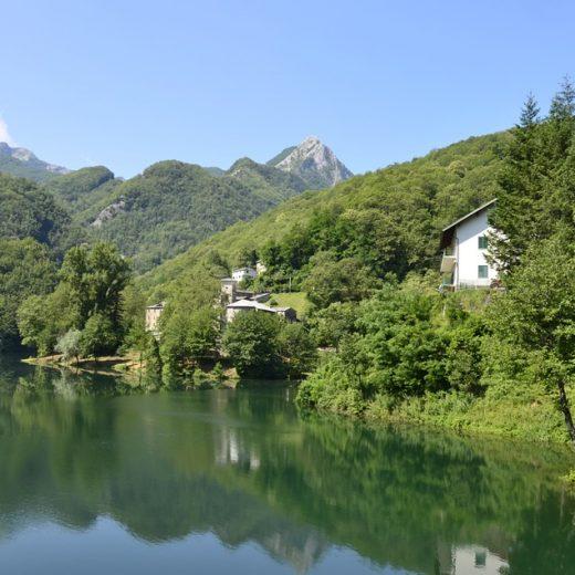 Itinerario in Garfagnana