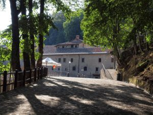 La Verna - Santuario